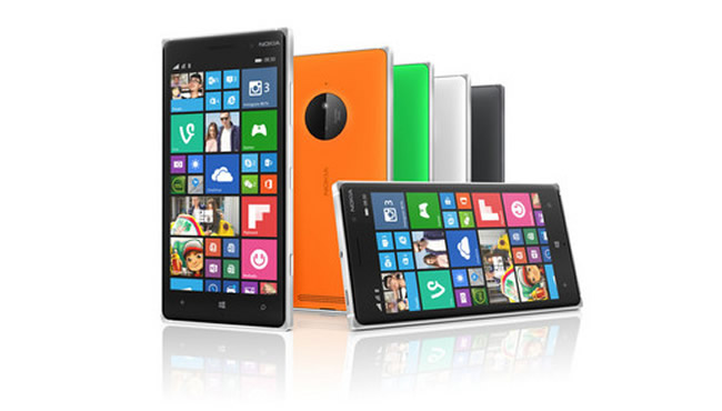 微软发布会推出新品Lumia730和Lumia830 完成收购诺基亚后首秀