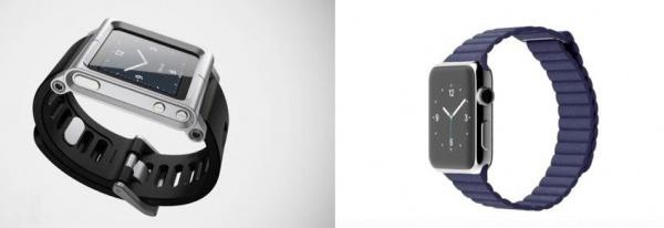 Apple Watch 开发灵感来自第六代iPod nano