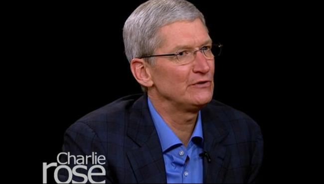 苹果CEO库克大骂美国政府:滥用隐私 仍在收集个人隐私