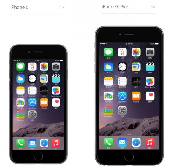 或许你不知道:iPhone 6 屏幕大了,但图标小了