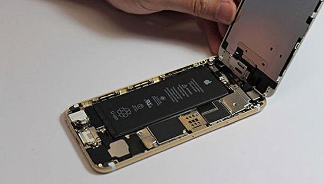 苹果5s拆机图解