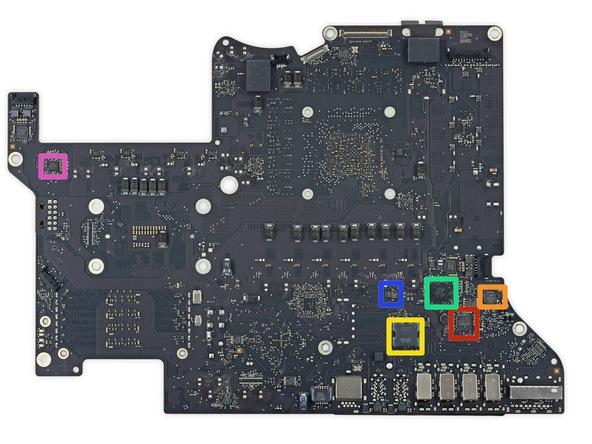 [视频+多图]iFixit拆解27寸标配Retina 5K屏幕iMac
