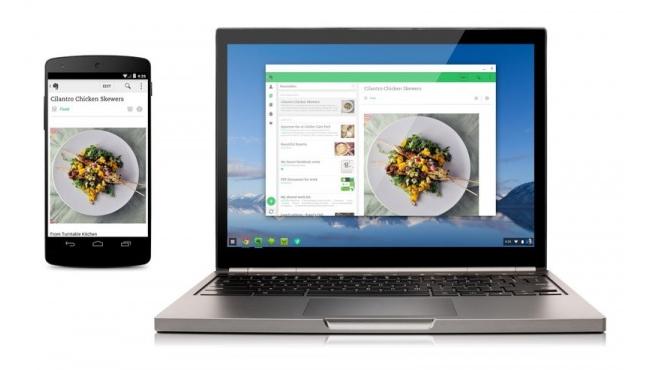 传谷歌内部高管变动:Android与Chrome或合一