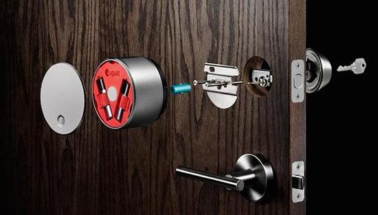苹果零售店将销售智能门锁August Smart Lock