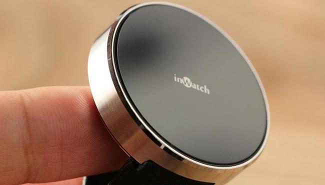 199元魅族MX4配套智能手表inWatch开箱展示