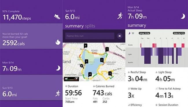 微软推智能手环Microsoft Band 浅析与Apple Watch区别