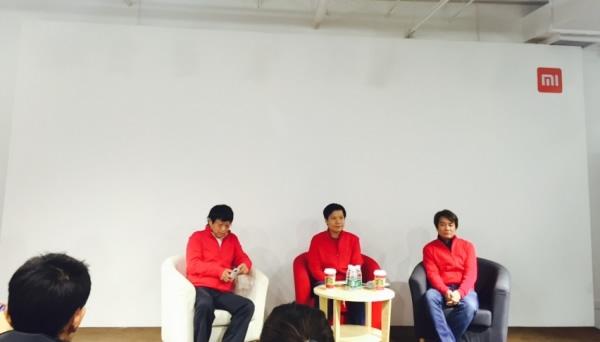 雷军宣布陈彤出任小米副总裁 分管内容投资和运营