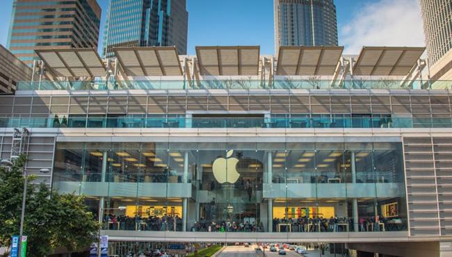 苹果15个月内收购26家公司 新增员工2万名