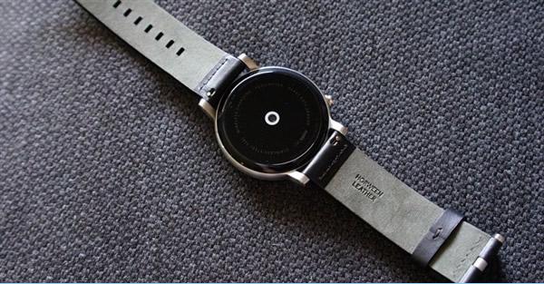 外观秒杀apple Watch 新Moto 360抢先开箱