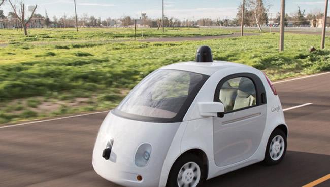 谷歌无人车有多牛?360度探测百辆自行车并预测路线