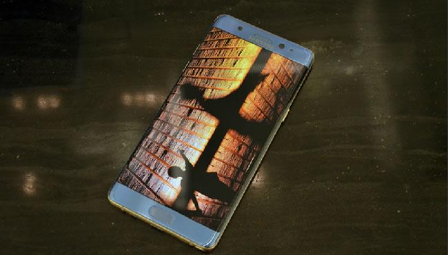 三星发布Galaxy Note 7:虹膜识别和S Pen成亮点