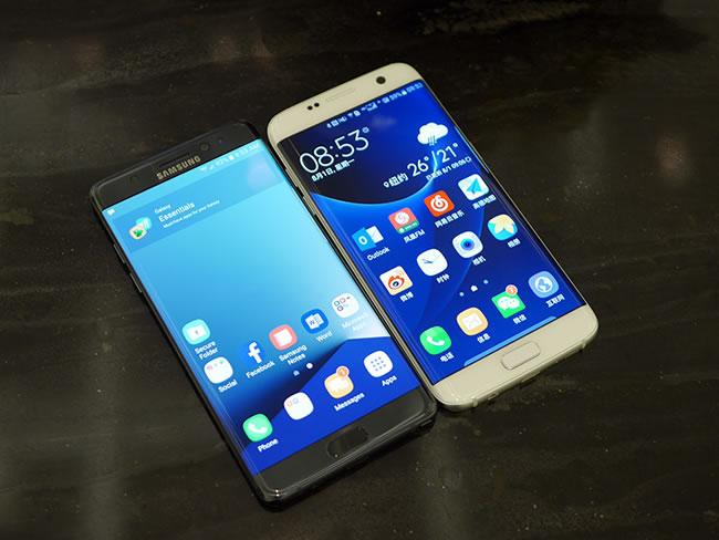 三星Note 7体验:一部安卓手机的新标杆 虹膜识别媲美指纹