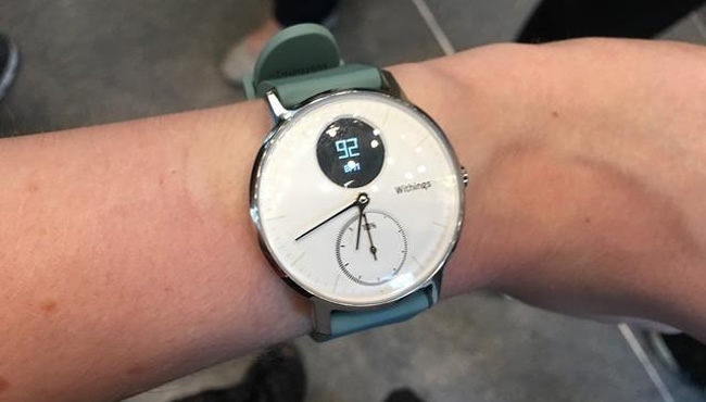 Withings Steel HR智能手表体验 功能颜值兼备