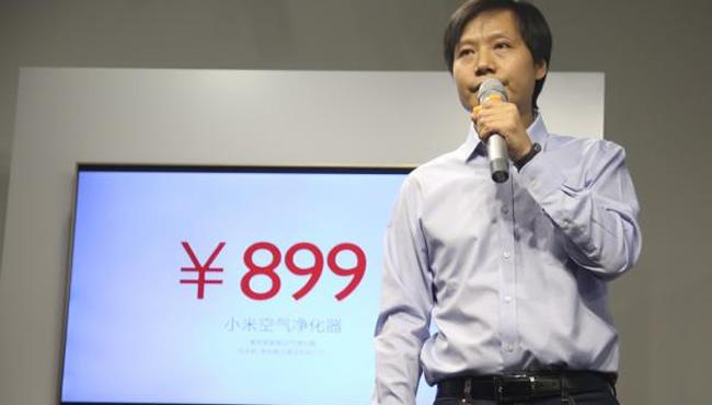 雷军:小米不只是卖手机,充电宝销量已是世界第一