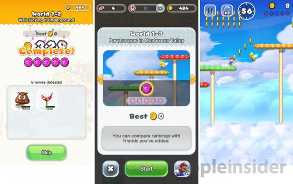 iOS版Super Mario Run全球151个国家和地区同步上线  中国大陆地区还需等待