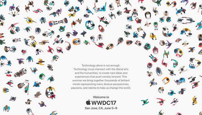 苹果全球开发者大会(WWDC)将于6月5日至6月9日召开
