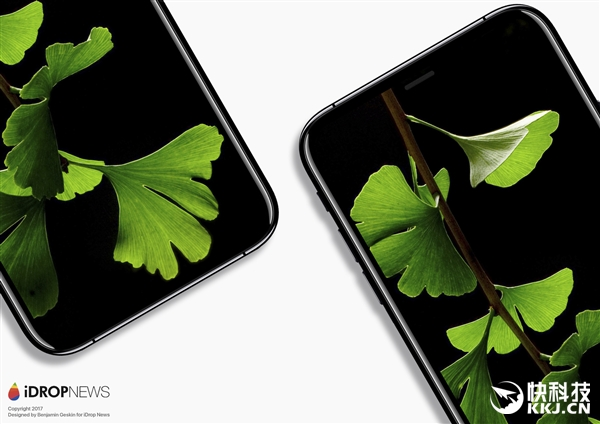 苹果正测试的iPhone 8就长这样:外形完美