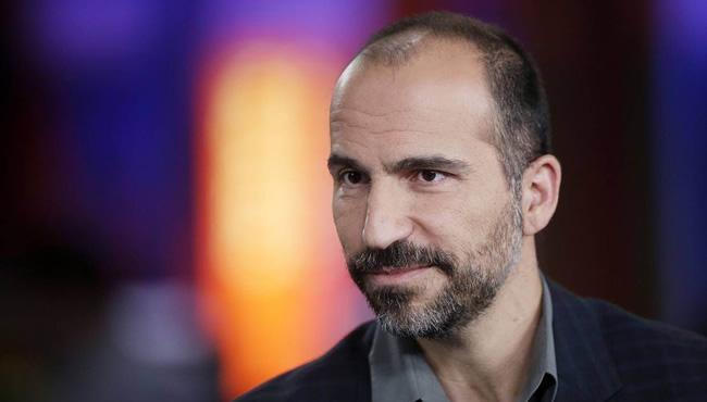 Uber终于选出了新CEO 科斯罗萨西能否力挽狂澜