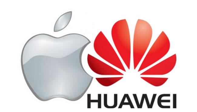 华为智能手机销售连续2个月超过苹果 或上演帽子戏法