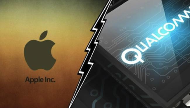 高通起诉苹果:寻求在华禁止销售和制造iPhone