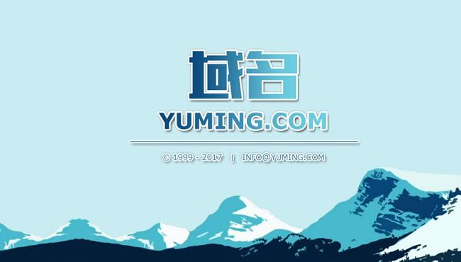 情怀无价!行业顶级域名:yuming.com新主人的域名故事