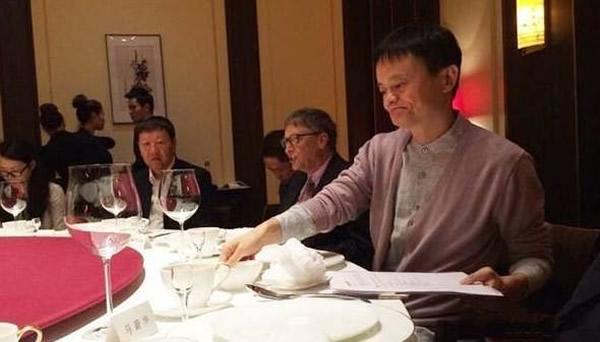 为什么马云从不参加丁磊组织的互联网饭局?