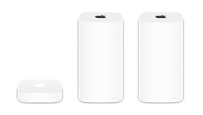 苹果宣布路由器停产 未来五年内为AirPort提供支持