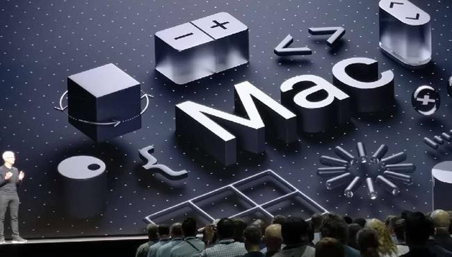 新版macOS发布:这次用沙漠命名macOS Mojave,应用商店大改版