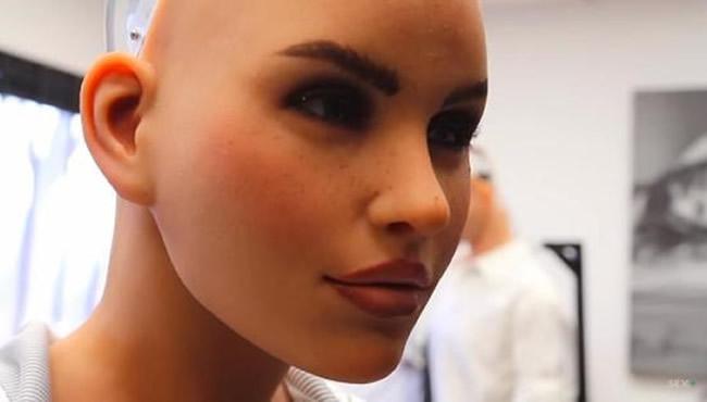 AI让人失业事小,性爱机器人破坏力大得多