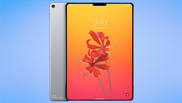 新一代iPad Pro换用窄边框、砍掉3.5mm耳机孔?