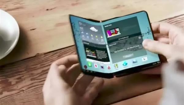 三星开发者大会将于11月7日举行:预告暗示可折叠屏手机首秀