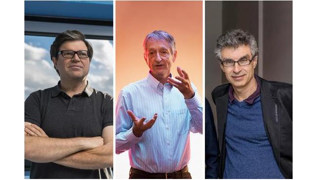 实至名归!ACM宣布深度学习三巨头共同获得图灵奖