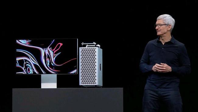 Mac Pro正式发布 模块化设计/最高28核/5999美元起