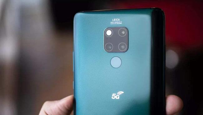 华为首批5G手机Mate 20 X 5G预订量超过100万部,16日起正式发售